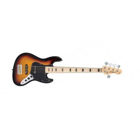 Vintage VJ75MSSB - Chitara Bass Vintage - 3