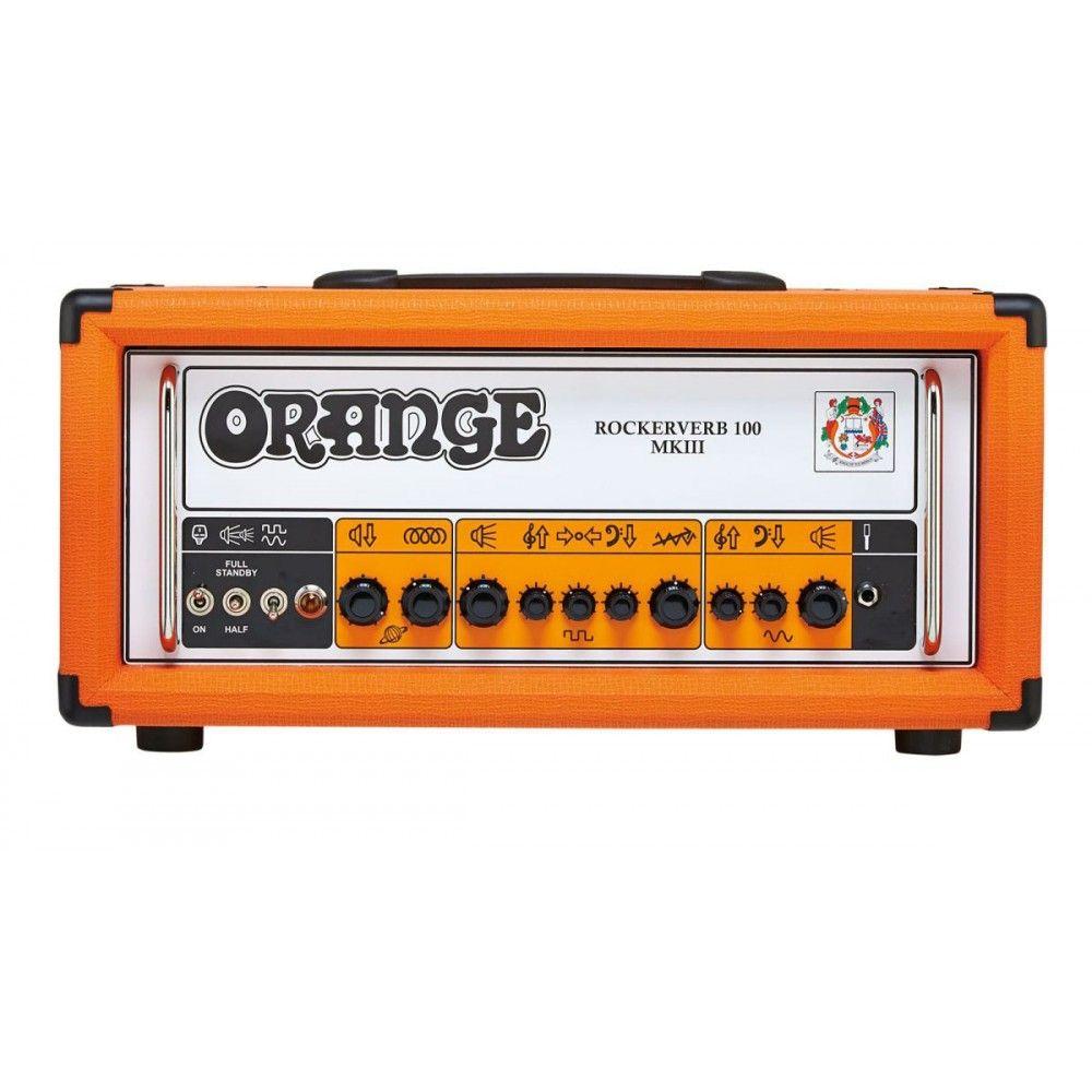 Orange Rockerverb 100H MKIII - Amplificator Chitara Orange - 1