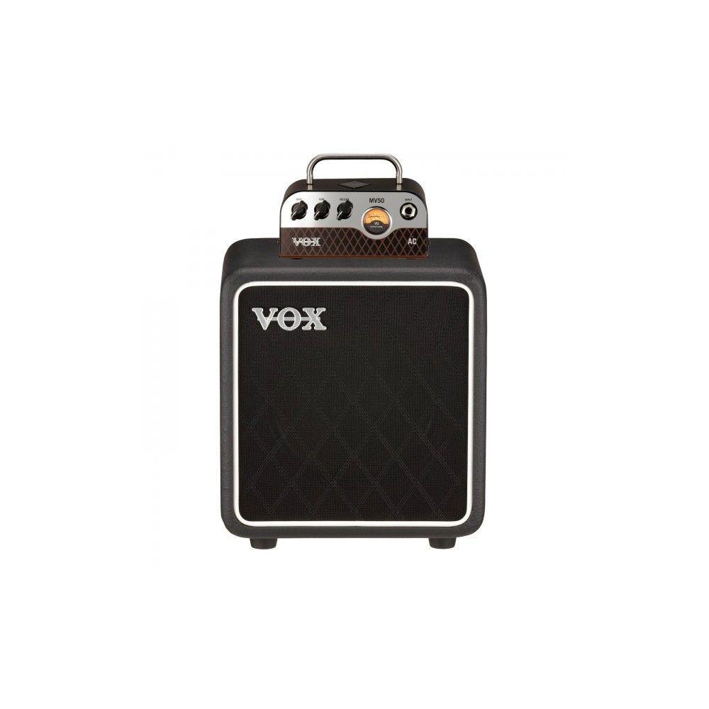 Vox MV50-AC Set - Pachet Amplificator si Cabinet Vox - 1