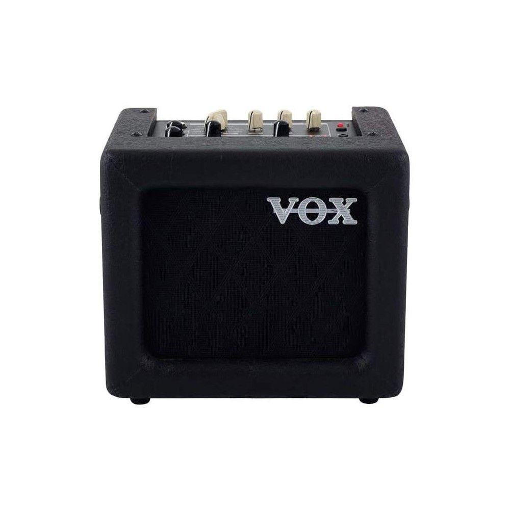 Vox Mini3 G2 Black - Amplificator Chitara Vox - 1