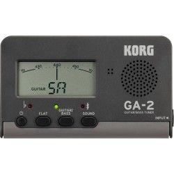 Korg GA-2 - Acordor Chitara/Bass Korg - 3
