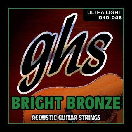 GHS BB10U - Set Corzi Chitara Acustica 10-46 GHS - 1