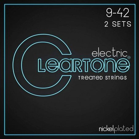 Cleartone Electric 9-42 -...