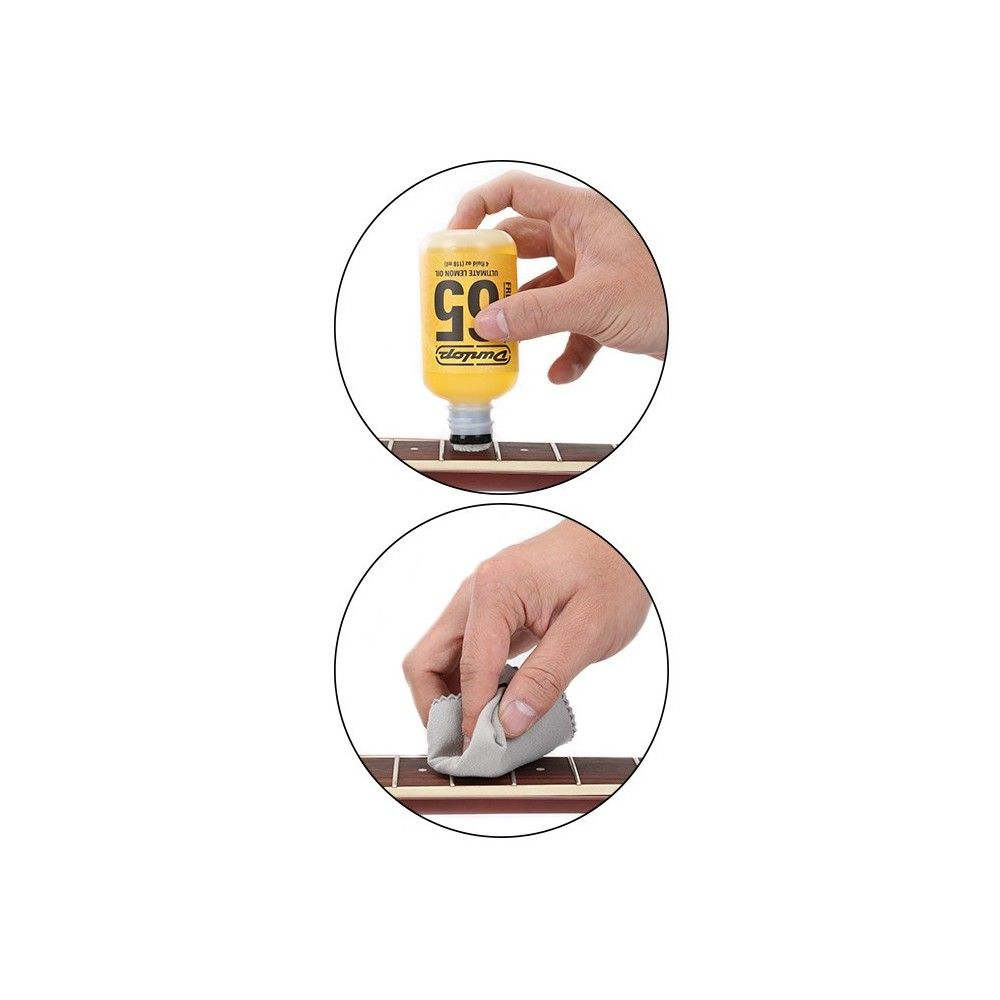 Dunlop 6554 - Ulei de lămâie