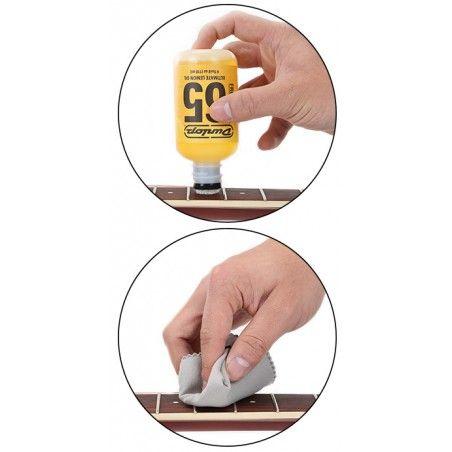 Dunlop 6554 - Ulei de lămâie Dunlop - 1