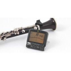 Korg Wi-Tune WR-01S - Acordor cromatic wireless saxofon Korg - 5