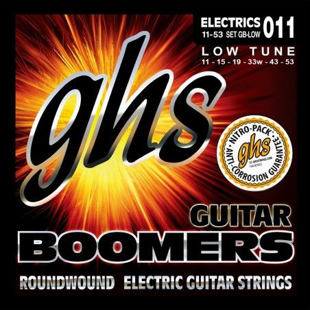 GHS GB-LOW - Set Corzi Chitara Electrica 11-53 GHS - 1