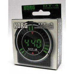 Korg DT-4 - Acordor cromatic Korg - 5