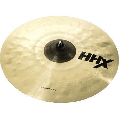 "Sabian 21"" HHX Groove Ride Brilliant - Cinel Sabian - 1"