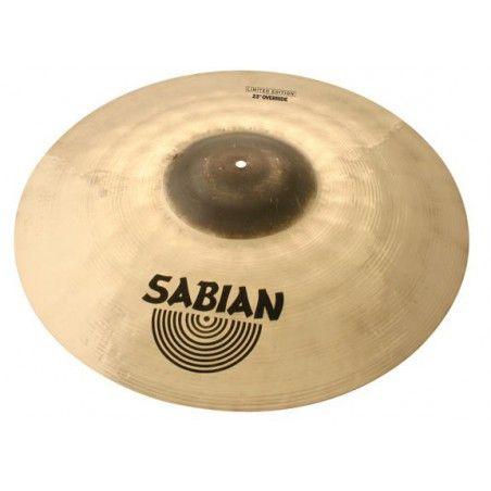 """Sabian 23"""" Override J. Degrasso - Cinel. Sabian - 1"""