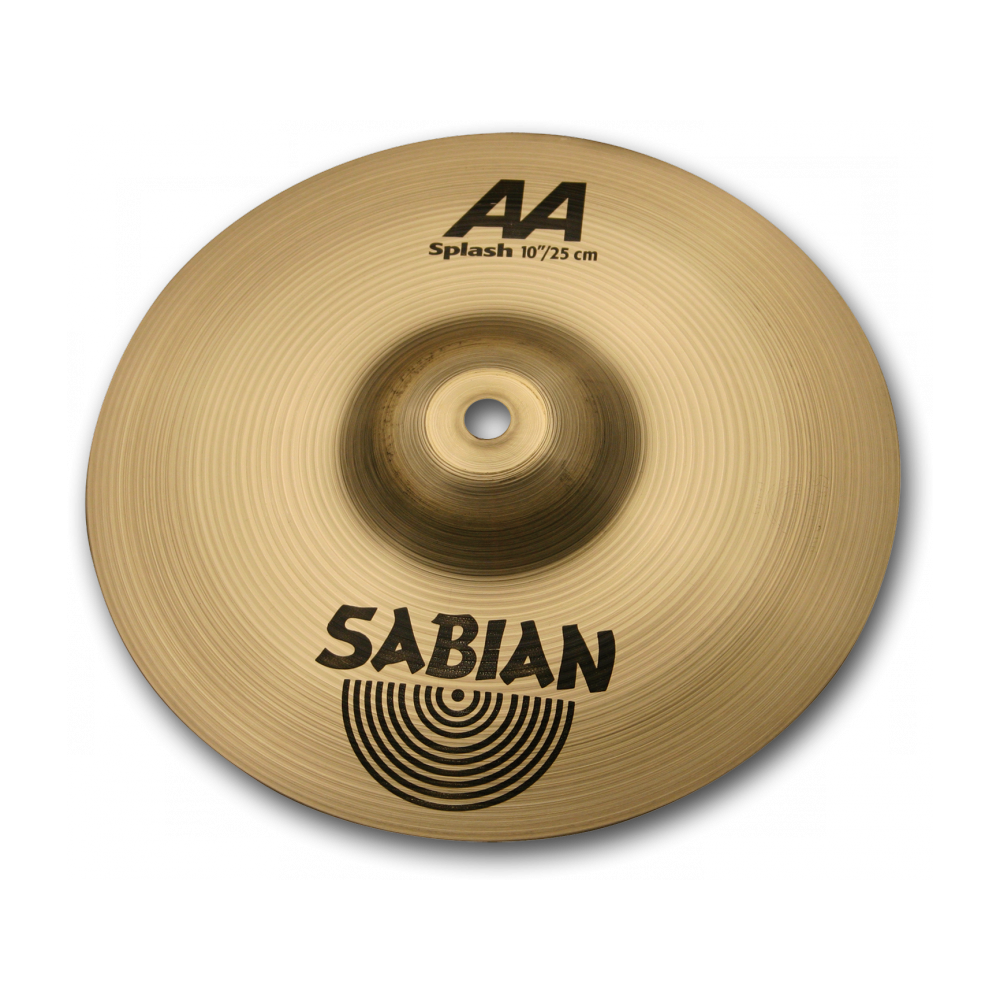 "Sabian 10"" AA Splash - Cinel"
