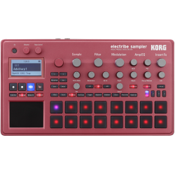 Korg Electribe 2S Red - Sintetizator Korg - 1