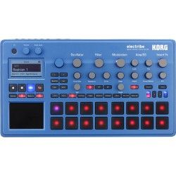 Korg Electribe 2 Blue -...