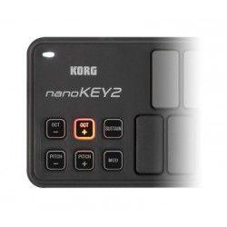 Korg NanoKey 2 Black - Claviatura MIDI Korg - 3