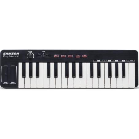 Samson Graphite M32 - Controller MIDI Samson - 1
