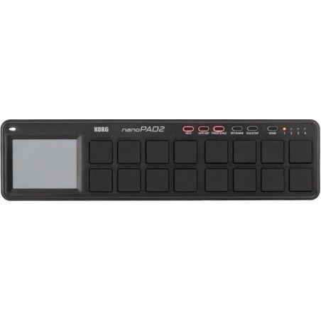 Korg NanoPad 2 Black - Controller pad Korg - 1