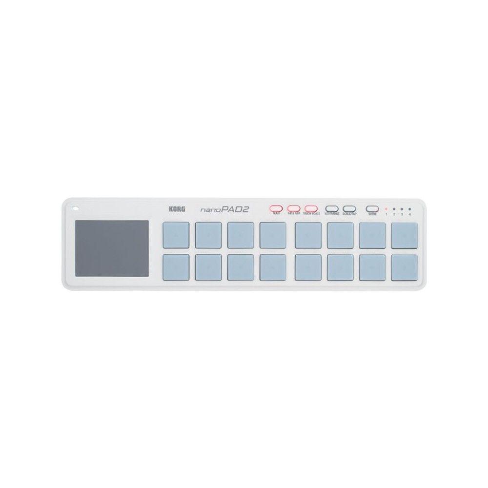 Korg NanoPad 2 White - Controller pad Korg - 1