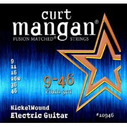 Curt Mangan Nickel Wound...