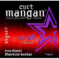 Curt Mangan Pure Nickel...