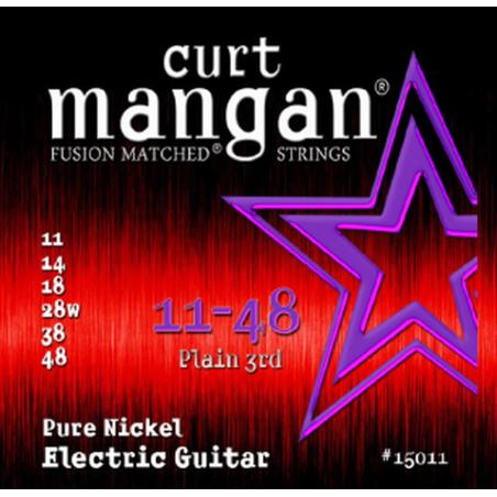 Curt Mangan Pure Nickel...