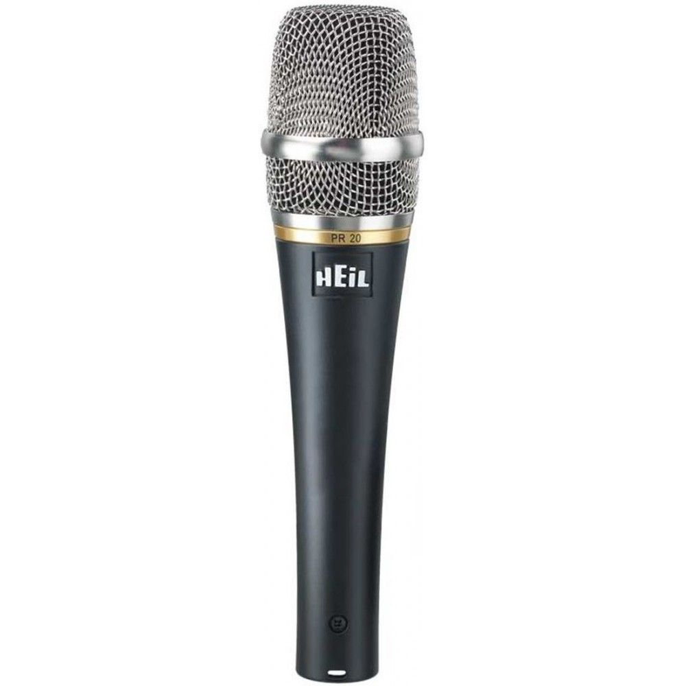 Heil Sound PR20 Deluxe - Microfon Dinamic Heil Sound - 1