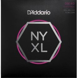 D'Addario NYXL0940BT -Set...