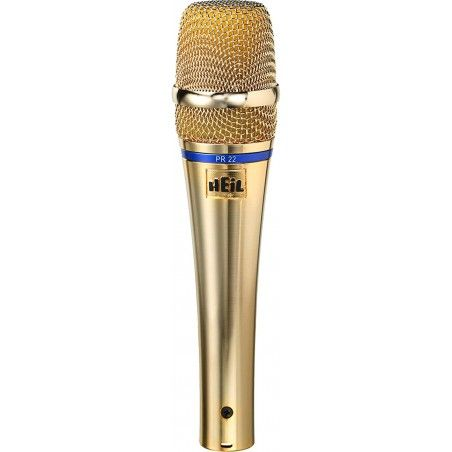 Heil Sound PR22 Gold - Microfon Dinamic Heil Sound - 1