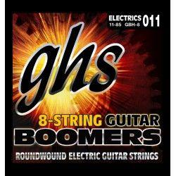 GHS GBH-8 - Set 8 Corzi Chitara electrica 11-85 GHS - 1