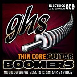 GHS TC-GBXL Thin Core - Set Corzi Chitara Electrica 9-42 GHS - 1