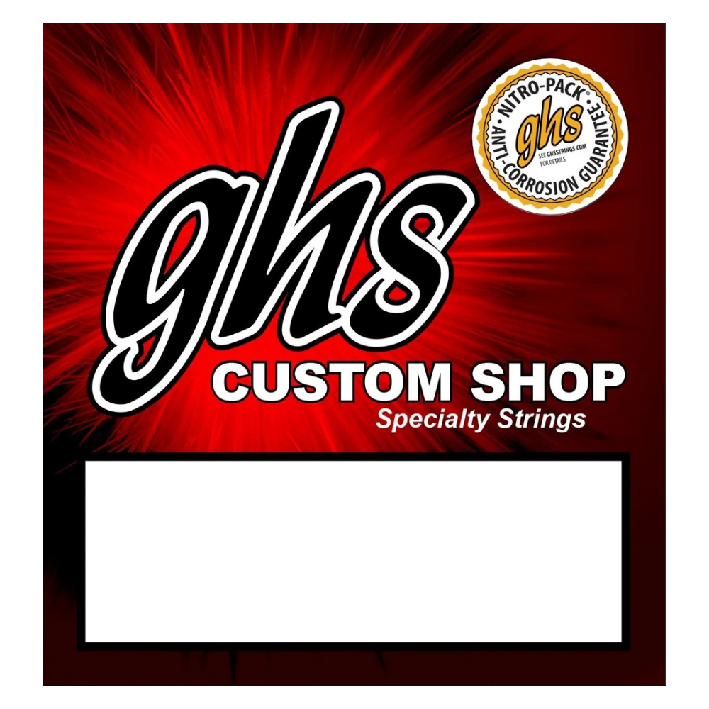 GHS Custom IS-CL - Set corzi Chitara Electrica 09-46 GHS - 1