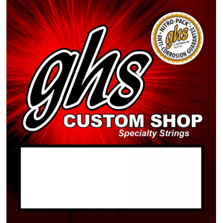 GHS Custom IS-CL - Set corzi Chitara Electrica 09-46 GHS - 1