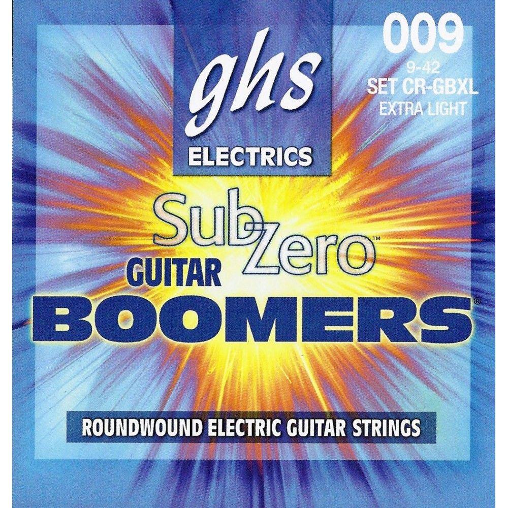 GHS CR-GBXL - Set Corzi Chitara Electrica 09-42 GHS - 1