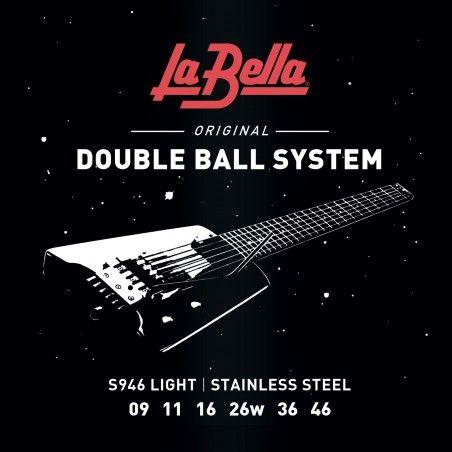 La Bella S946 Double Ball -...
