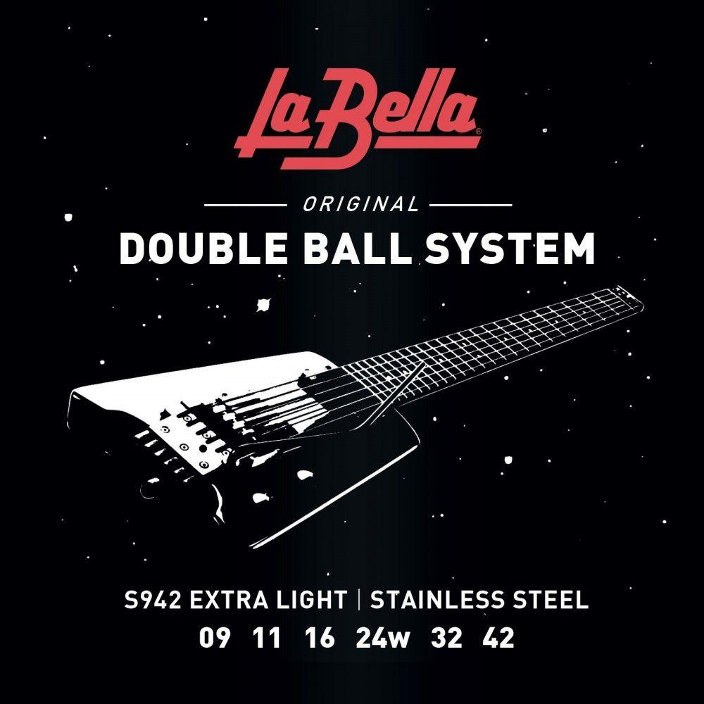 La Bella S942 Double Ball -...