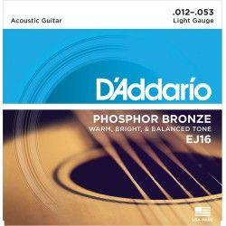 D'Addario EJ16 Phosphor...