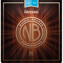 D'Addario NB1253 - Set...
