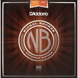 D'Addario NB1047 - Set...