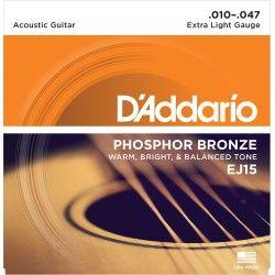 D'Addario EJ15 Phosphor...
