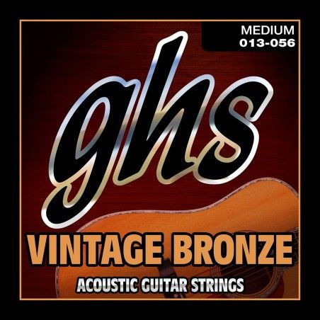 GHS VN-M - Set Corzi Chitara Acustica 13-56 GHS - 1