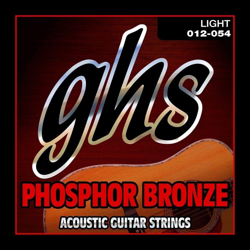 GHS S325 - Set corzi Chitara Acustica 12-54 GHS - 1