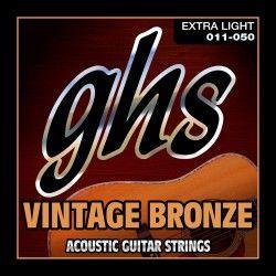 GHS VN-XL - Set Corzi Chitara Acustica 11-50 GHS - 1