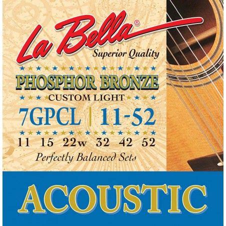 La Bella 7GPCL - Set Corzi...