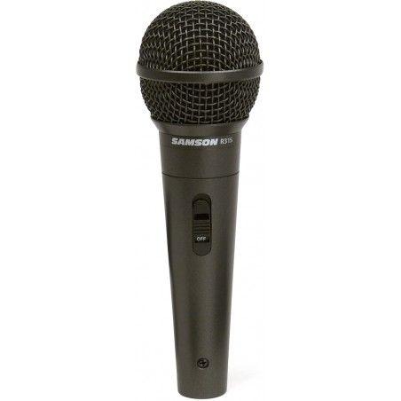 Samson R31S - Microfon Dinamic Samson - 1
