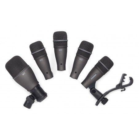 Samson DK705 - Set Microfoane Toba (5pc) Samson - 1