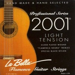 La Bella 2001 Light Tension...