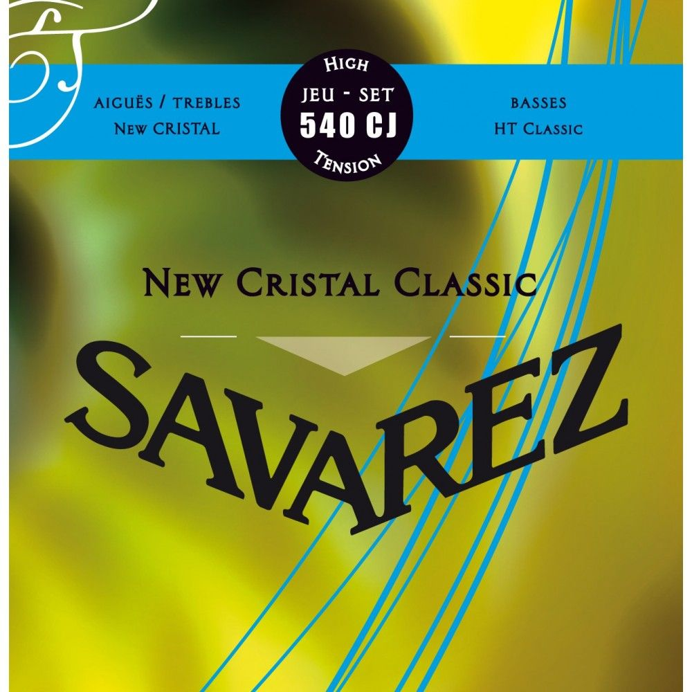 Savarez 540CJ Hard Tension...