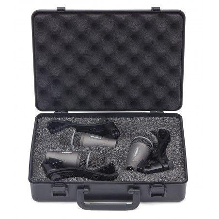 Samson DK703 - Set Microfoane Toba (3pc) Samson - 1
