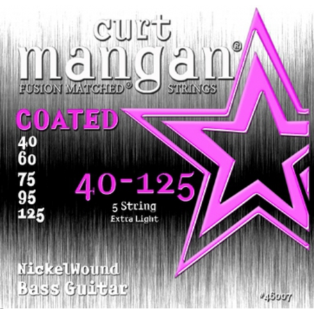 Curt Mangan Nickel Light...