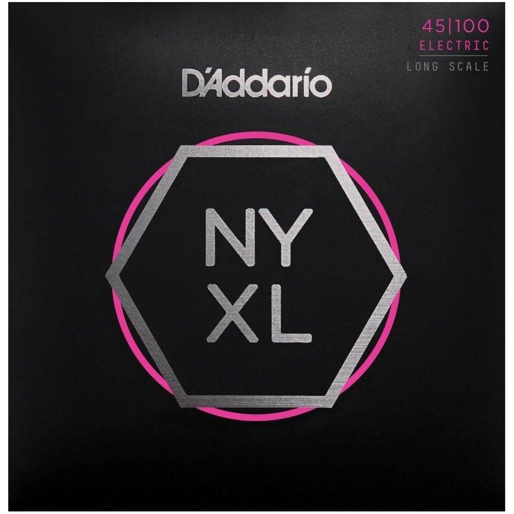 D'Addario NYXL45100 - Set 4...