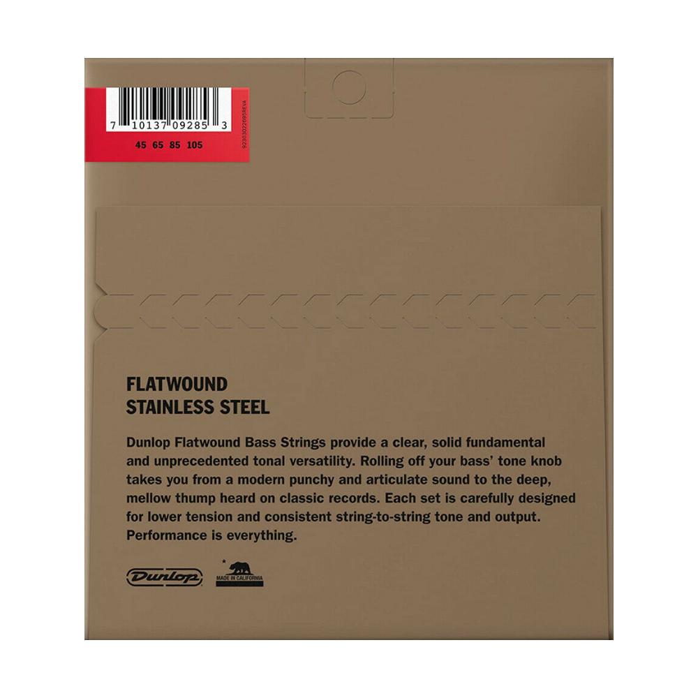 Dunlop DBFS45105 Flatwound...